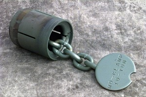 M3071 Mo-Ty™ Chain Anchor Pot
